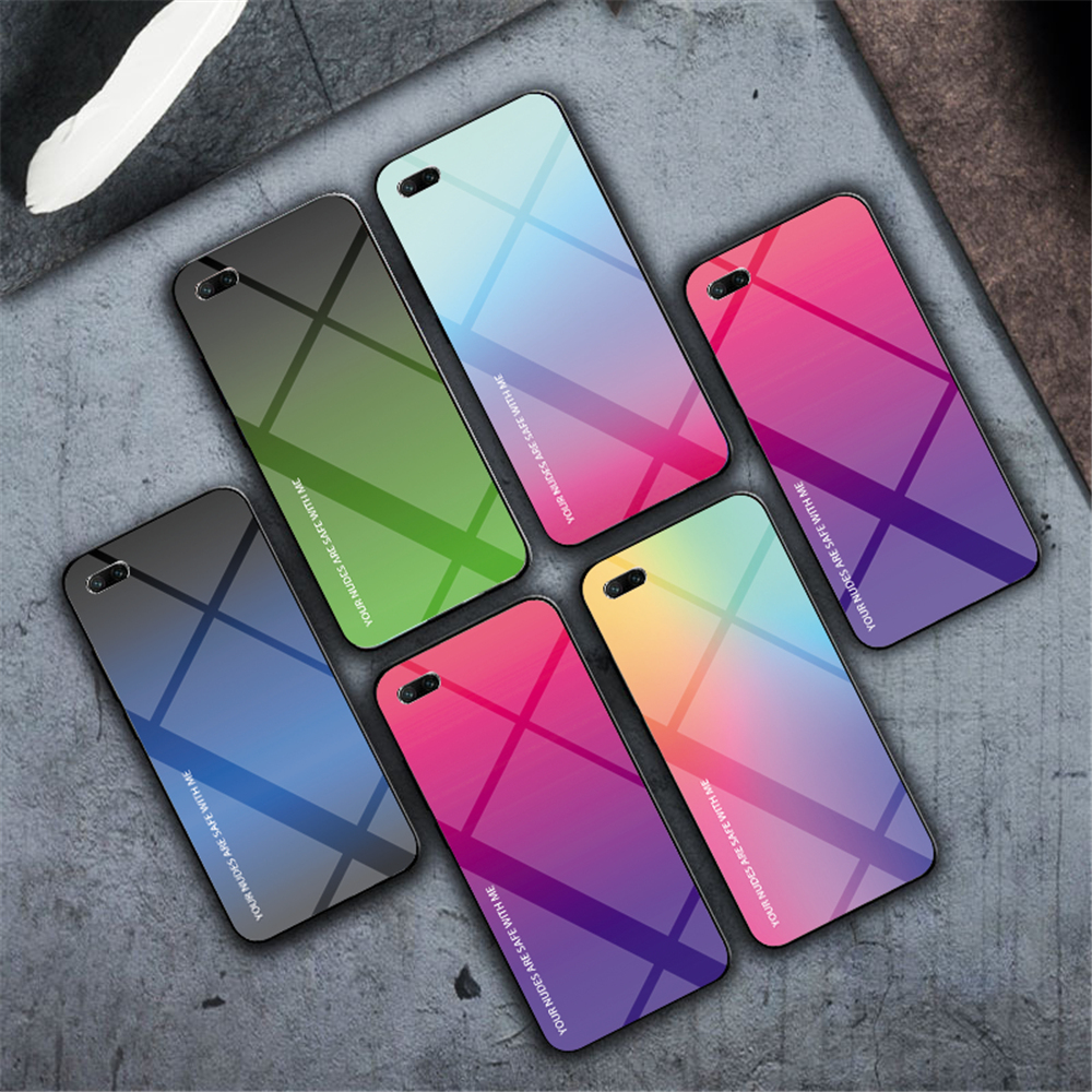 YOUR NUDES ARE SAFE WITH ME Gradient Tempered glass <font><b>Cases</b></font> For <font><b>iPhone</b></font> <font><b>XR</b></font> XS MAX X 5S 6 6S 7 8 Plus Samsung Galaxy S8 S9 Note9 image