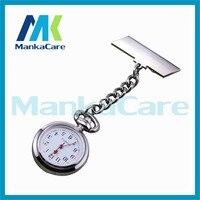 MC Dental Clinic Nurse watch Beautiful Girls Ladies Women Nurse Watches Unisex Doctor Medical Pocket Hang Clip Watches