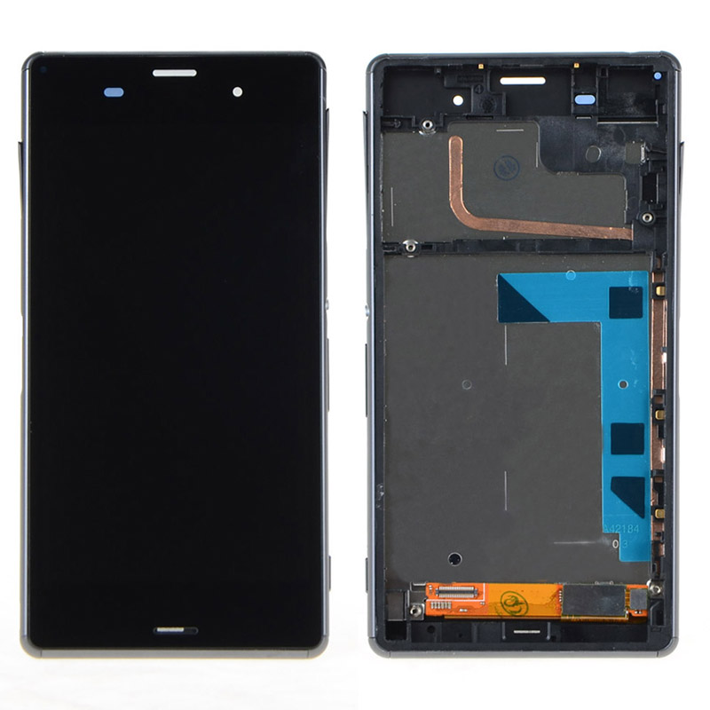 Hot Selling New LCD Module For Sony Xperia Z3 D6603 LCD Display Digitizer Touch Screen Assembly