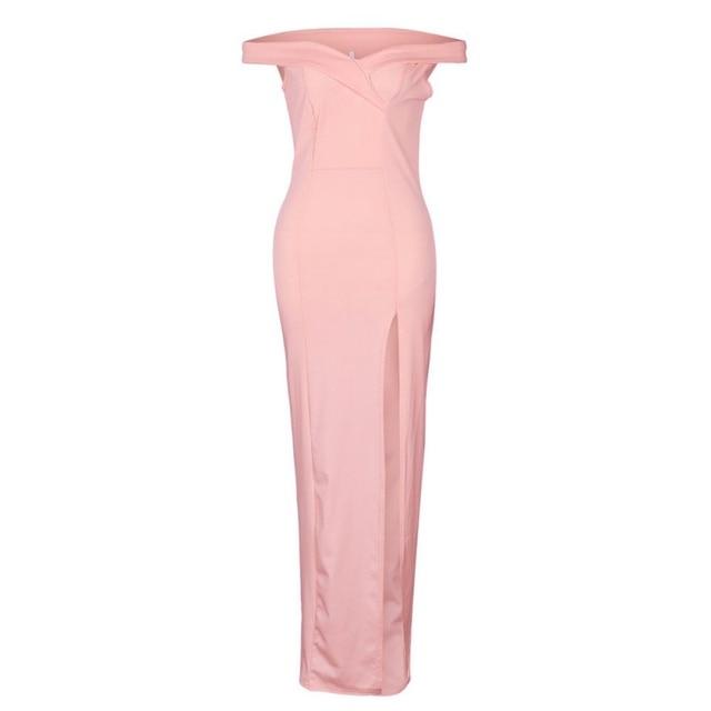 Strapless-elegant-dress-5
