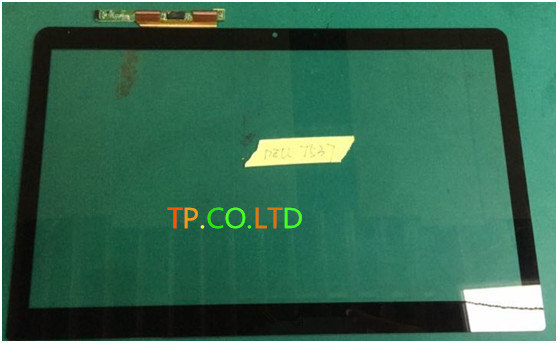 w Genuine 14'' For Dell Inspiron 14 7437 14R 7437 Touch Screen with Digitizer Glass Lens Panel Replacement Repairing Parts