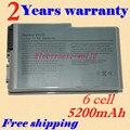 Jigu nueva batería del ordenador portátil para dell latitude d500 d505 d510 d520 d600 d610 d530 series sustituir 4p894 c1295 3r305