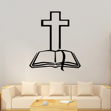 Diy Jesus Wall Sticker Home Decor Decoration For Kids Room Decal