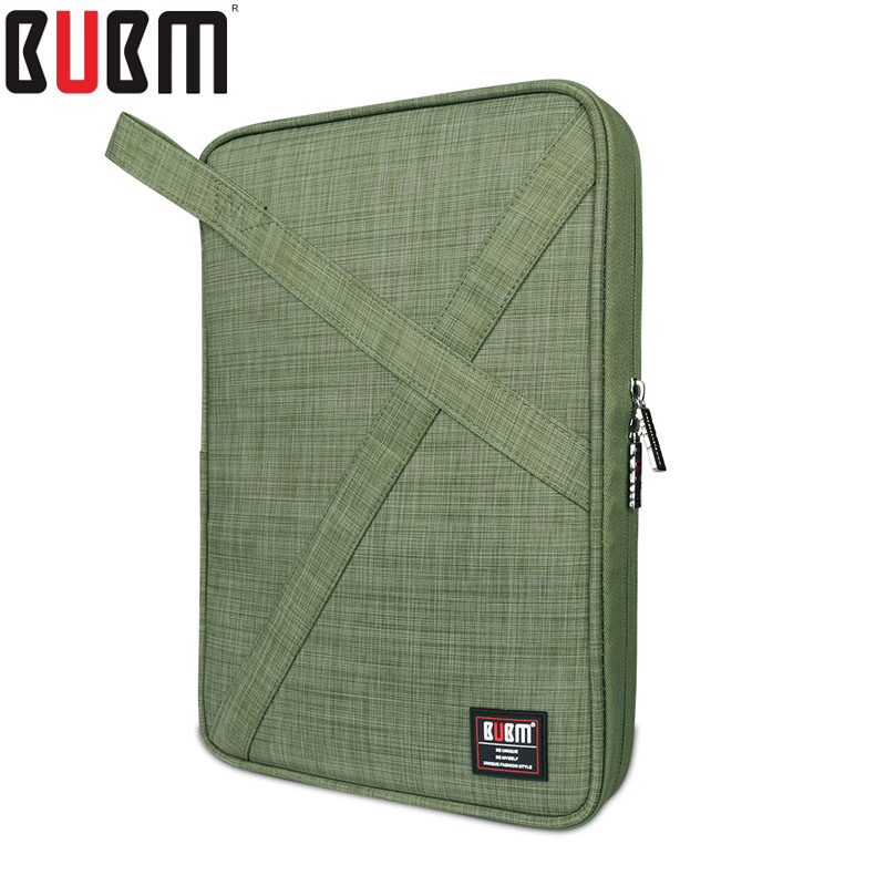 BUBM laptop bag surface 11 macbook 11 laptop bag sleeve organizer pouch handbag laptop bag data