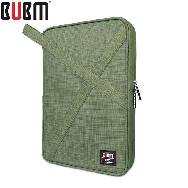 "BUBM laptop bag surface 11"" macbook 11 laptop bag sleeve organizer pouch handbag laptop bag  data wire charter bag portable"