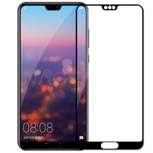 Image 2 - Protective Glass on the For Huawei P20 Lite P20 Pro Tempered Screen Protector 0.26mm 2.5D Edge Glass For Huawei P20 Lite Film