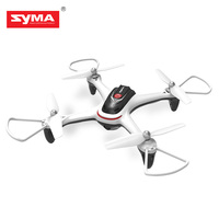 New SYMA X15 RC Drone RTF 2.4GHz 4CH 6 axis Gyro / Altitude Hold / One Key to Take off Rc helicopter vs SYMA X5C Toy For Gifts