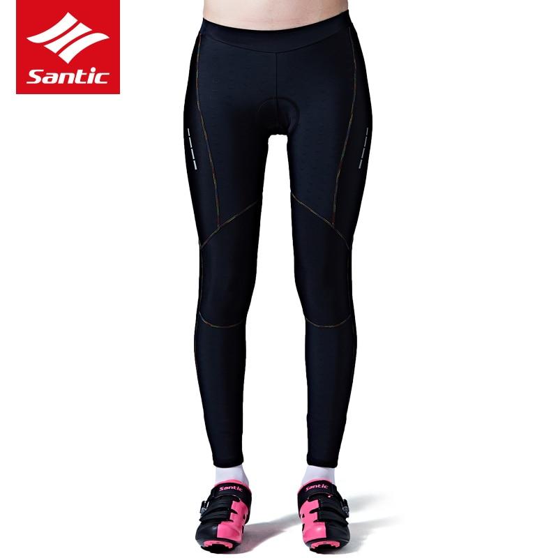 Сантич женщин Велоспорт длинные брюки Весна Лето Анти-УФ дышащий MTB Горная велосипед брюки Велоспорт колготки велосипед брюки s-2XL с