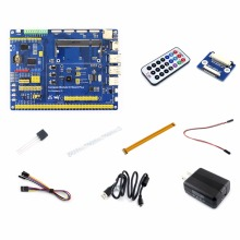 Waveshare Raspberry Pi Compute Module 3 Accessory Pack Type A (no CM3) With DS18B20, Power Adapter, Pi Zero Camera cable