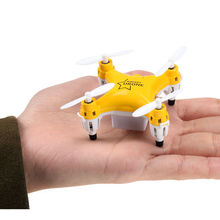 Lishitoys L6058 Mini Tiny  Electric Motor Pocket Drone Professional 0.3MP Camera Quadcopter Rc Helicopter Toy Gift