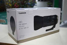 Tamron SP 150-600mm F/5-6.3 Di VC USD G2 Lens For Canon