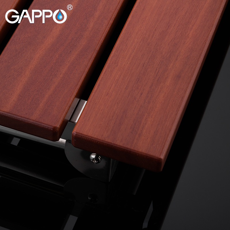 GAPPO Wall Mounted Shower Seat folding bench for children toilet ...