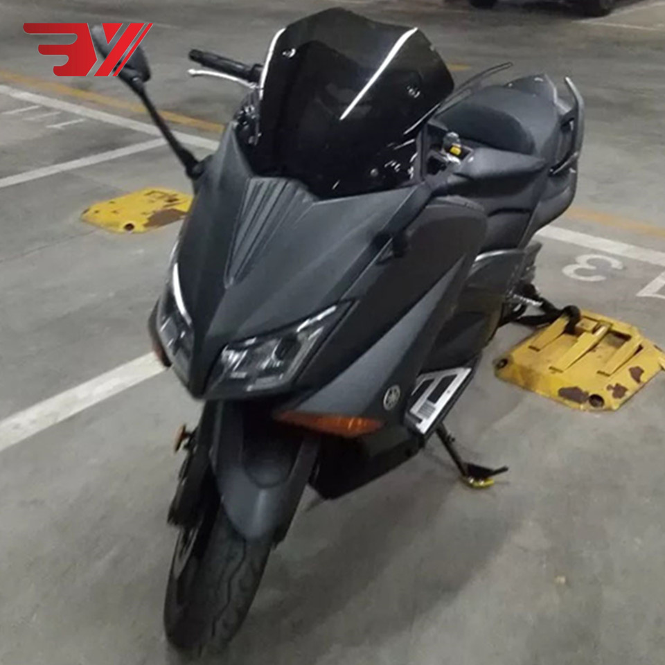 Motorcycle Accessories Windshield WindScreen Visor Viser Wind Deflectors Double Bubble For YAMAHA TMAX 530 T-MAX 530 2014-2016