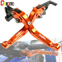 Folding Extendable Brake Clutch Levers Set For KTM 790 DUKE 790 790DUKE 2018 Motorcycle Accessories CNC Aluminum Adjustable for ktm 790 duke 790duke 2018 motorcycle brake clutch levers adjustable folding extendable brake lever motor accessories parts