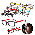 1Pcs Men Women Retro Vintage Frame Clear Lens Optical Spectacles Eyeglasses Frames