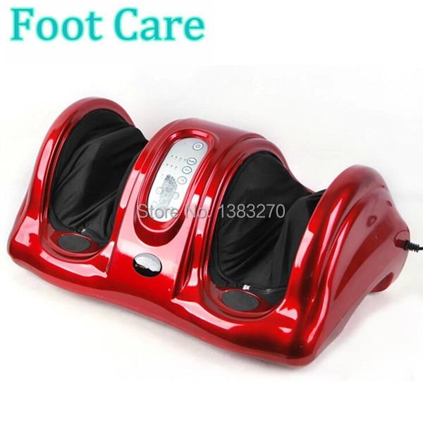 healthy foot massage electronic blood circulation foot massage machine free shipping china