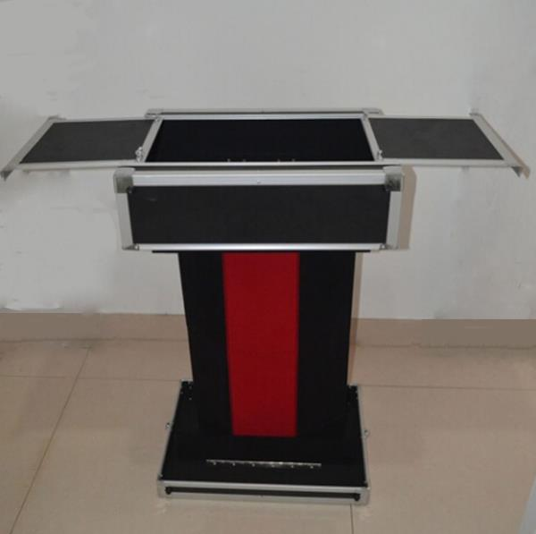 Carrying Case & Fold-Up Table Base,Folding Table,Magic Tricks, Illusions,Gimmick,Stage, Accessories,Mentalism,Party Magia,Toys alluminum alloy magic folding table red poker table easy to carry for magicians stage magic tricks magie accessories gimmick