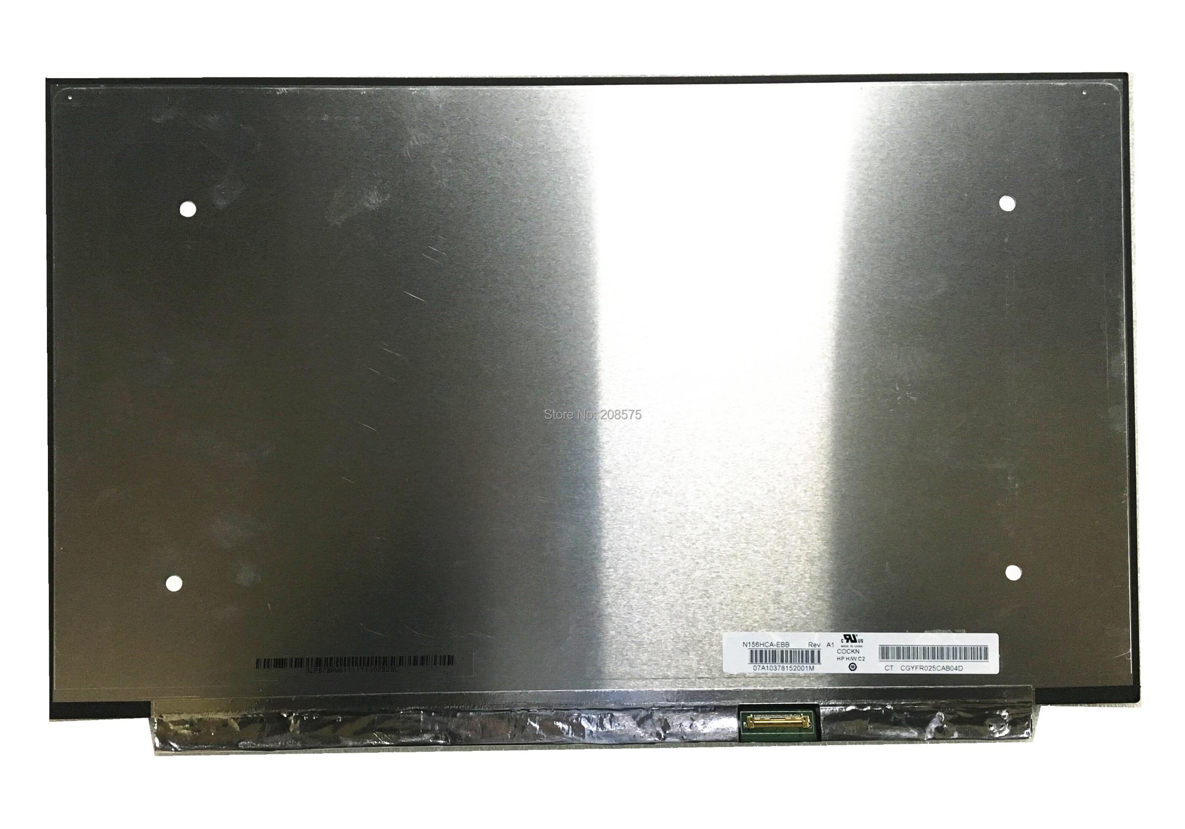Freeing shipping N156HCA-EBB N156HCA EBB 15.6''inch Laptop Lcd Screen FHD 1920*1080 EDP 30 Pins IPS