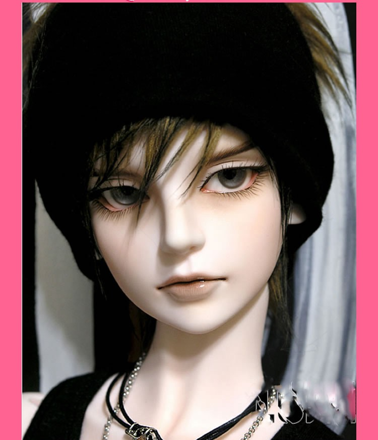 1/3 scale nude BJD Strong male SD boy doll Resin figure model toy gift,not include clothes,shoes