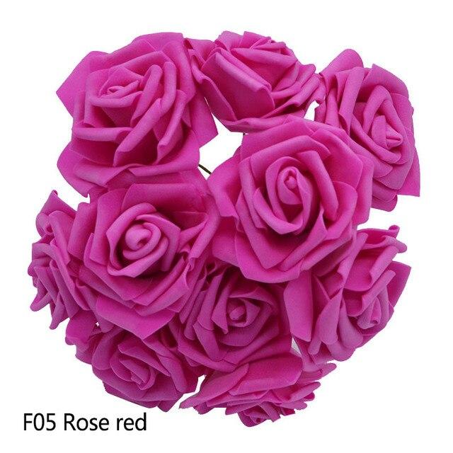 F05rose red