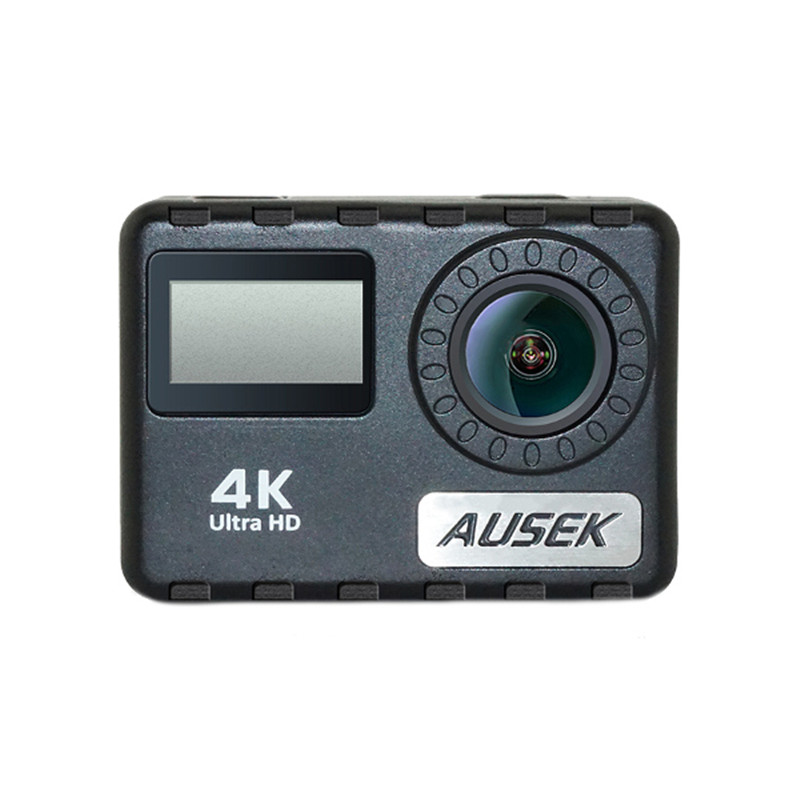 AT-36DR 4K 30FPS 170 Degree Wide Angle Ultra HD 2 Inch LCD Touch 30M Waterproof FPV Action Camera Cam RC Models Drone Parts