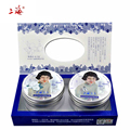 240g SHANG HAI Gardenia snow white cream Suit 2pcs/lot skin Moisturizing whitening cream hyaluronic acid  face cream skin care
