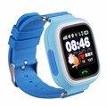 Q90 sos gps smart watch crianças wi-fi tela de toque local chamada rastreador anti-lost