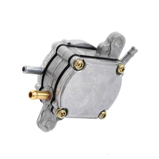 Pompe à gaz carburant PETCOCK SCOOTER | Cyclette GO KART GY6 50CC 150cc 250CC réservoir animal de compagnie