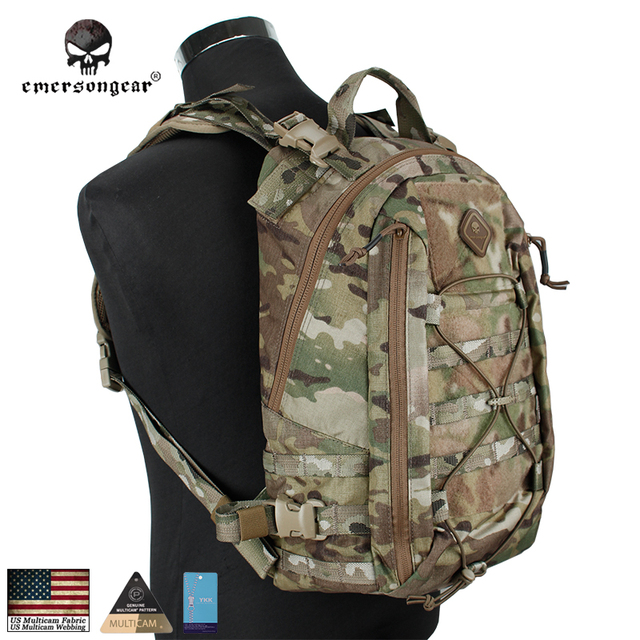 asalto uu mochila ee caza bolsa Pack EM5818 Molle Coyote operador Multicam Emersongear negro militar EZOqff