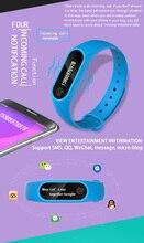 Новые M2 плюс умный Браслет монитор сердечного ритма Bluetooth SmartBand здоровья фитнес-трекер Smart группы браслет для iOS и Android