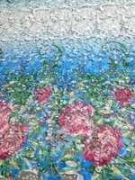 Good Quality Print Embroidery Water Soluble Cord Guipure Lace Fabric100 Polyester Multicolor Tissue To Sew Vintage