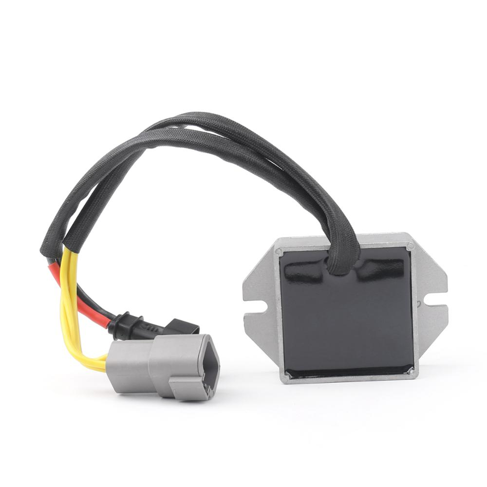 Areyourshop For <font><b>Buell</b></font> 1125R 2008-2010 2009 <font><b>1125</b></font> CR 2009-2010 Motorcycle Regulator Rectifier Voltage Accessories image