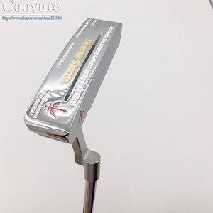Image 4 - Cooyute newパターゴルフクラブジョージスピリッツMONO1 限定ゴルフパタースチールシャフト長さ 34。ゴルフシャフトパター送料無料