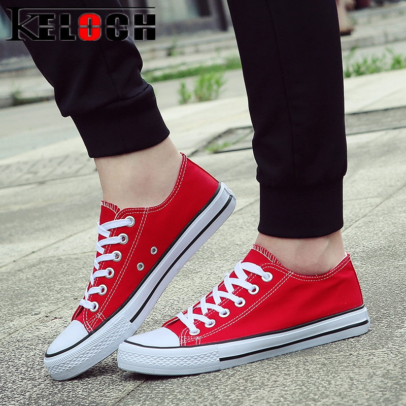 Keloch Classic Spring Canvas Shoes Women Summer Sneakers