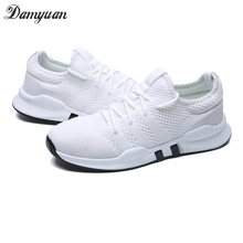 hot deal buy damyuan classic men shoes flyweather casual shoes comfortable shoes breathabl men vulcanize shoes