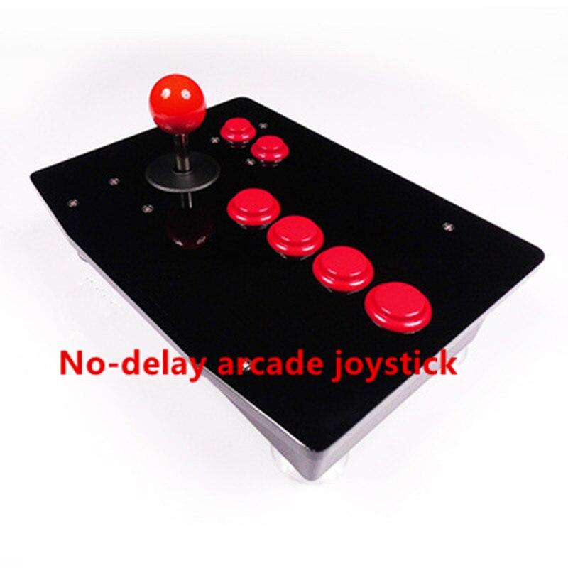 2016 nye små toreadorer Pro Fighting Stick Super Street Fighter PC 8-tast Joystick, joypad Uden forsinkelse computerspil controller