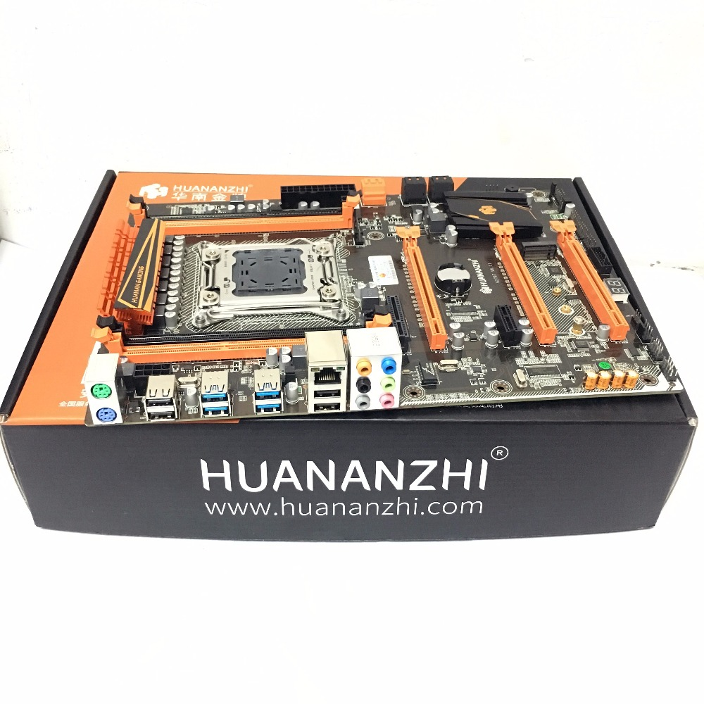 Image 5 - HUANANZHI deluxe  X79 LGA 2011 DDR3 PC   Motherboards  Computer Motherboards Suitable for server RAM desktop RAM M.2 SSD-in Motherboards from Computer & Office