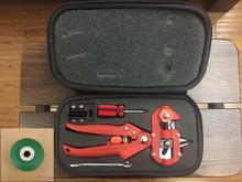 Cheapest prices Red Color Professional Nursery Grafting Tools Pruner 2 Extra Blades With 1 Green Or White Tape