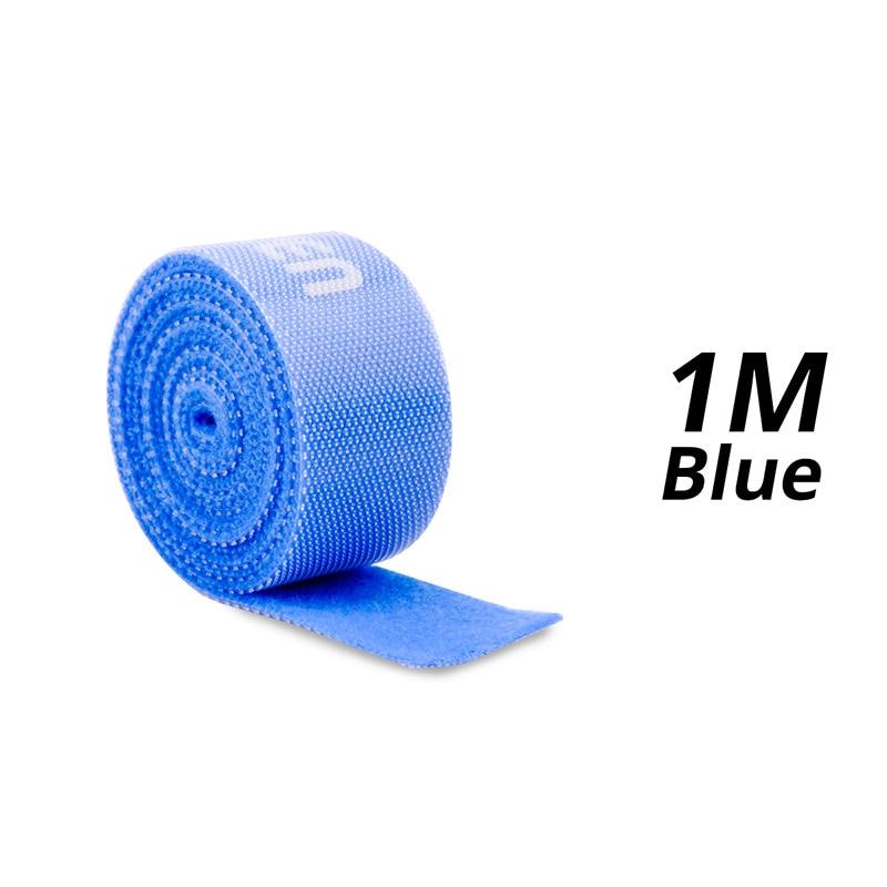 1m Blue Velcro