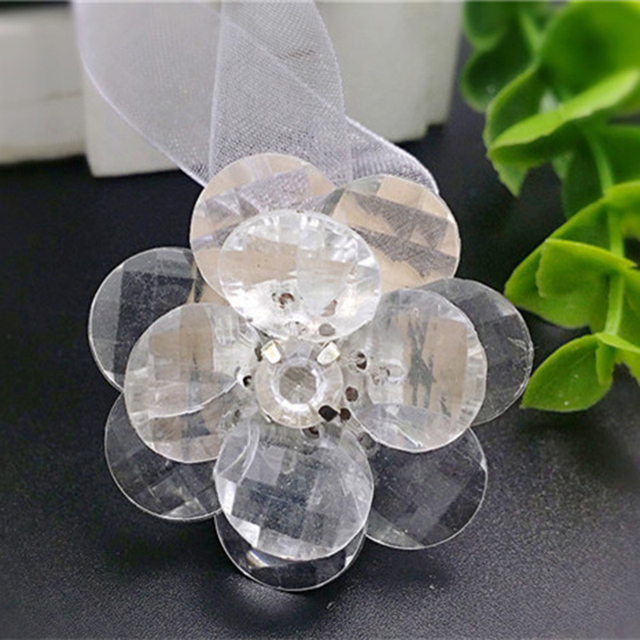1pc Flower Shape Magnet Curtain Buckle Magnetic Curtain Tieback Holder Window Curtain Clip Holder Strap Accessories Home Decor18