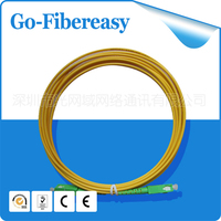 30meters Fiber Optic Patch Cable Jumper SC/APC SC/APC SM 9/125 PVC 3.0mm Single cord Single mode