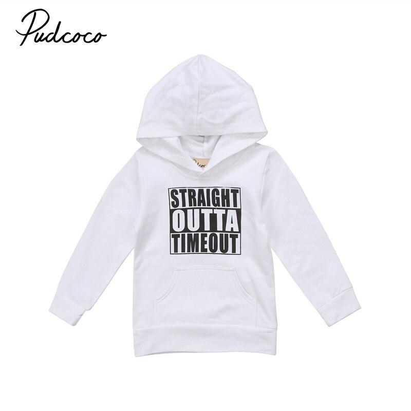 Stylish Newborn Infant Toddler Kids Baby Boy Clothes Sweatshirt Baby Boys Sweater Girl Hoodie Tops Hooded Sweatshirt Age 6M-5T