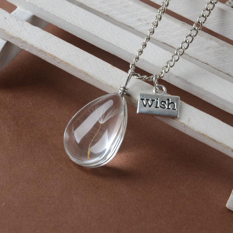Drop Vial Necklaces
