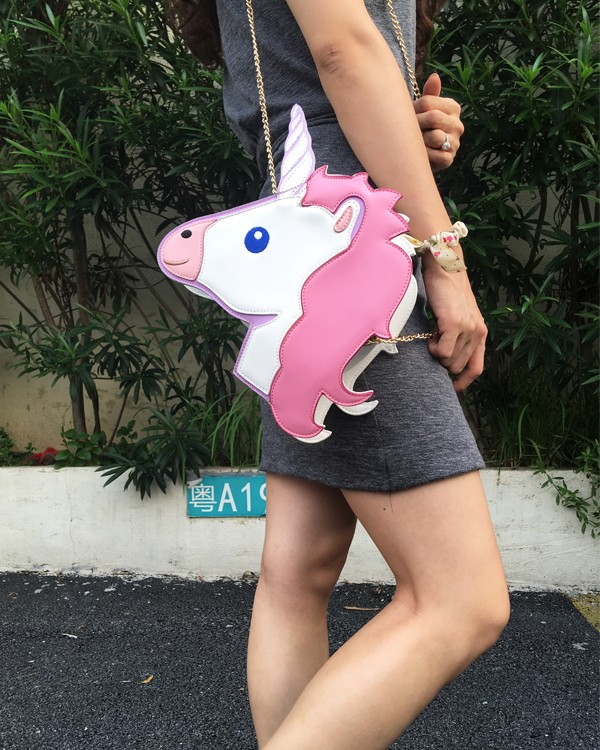HTB1ype7LpXXXXblXXXXq6xXFXXXB - Unicorn Handbag women Shoulder Bag Cute