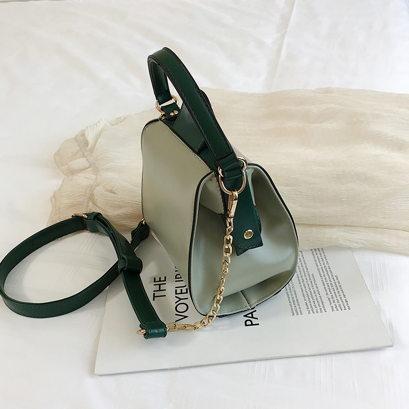 2019 Summer Fashion Women Bag Leather Handbags PU Shoulder Bag Small Flap Crossbody Bags for Women Vintage lock Messenger Bags