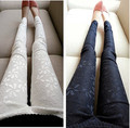 Maternity fall fashion new Korean version of Lei Situo belly Maternity Pants pregnant jeans leggings