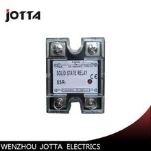 цена на SSR -100AA AC control AC SSR Single phase Solid state relay