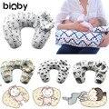 Multifunción cojín de Lactancia Almohada para Lactancia Almohada Bebé Infantil Abrazo-U Cojín De Enfermería Proteja Momia Ayuda de La Cintura Cojín