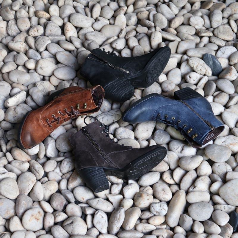 Frill Martin boots High quality leather boots Comfort women boots недорго, оригинальная цена