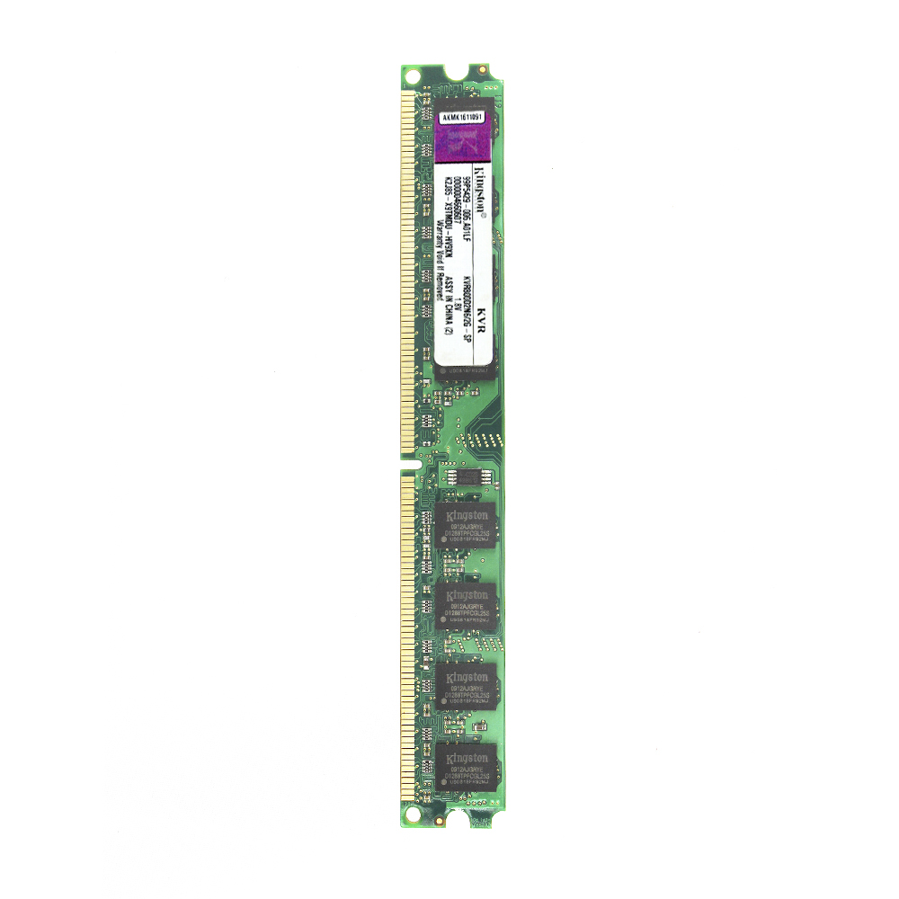 Original Kingston RAM DDR2 4GB 2GB PC2-6400S DDR2 800MHZ 2GB PC2-5300S 667MHZ Desktop 4 GB 2